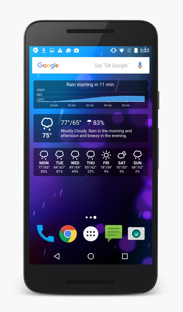 Dark Sky For Android